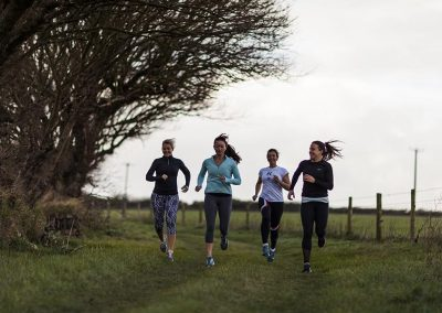 Run training with Millie at Mesmear